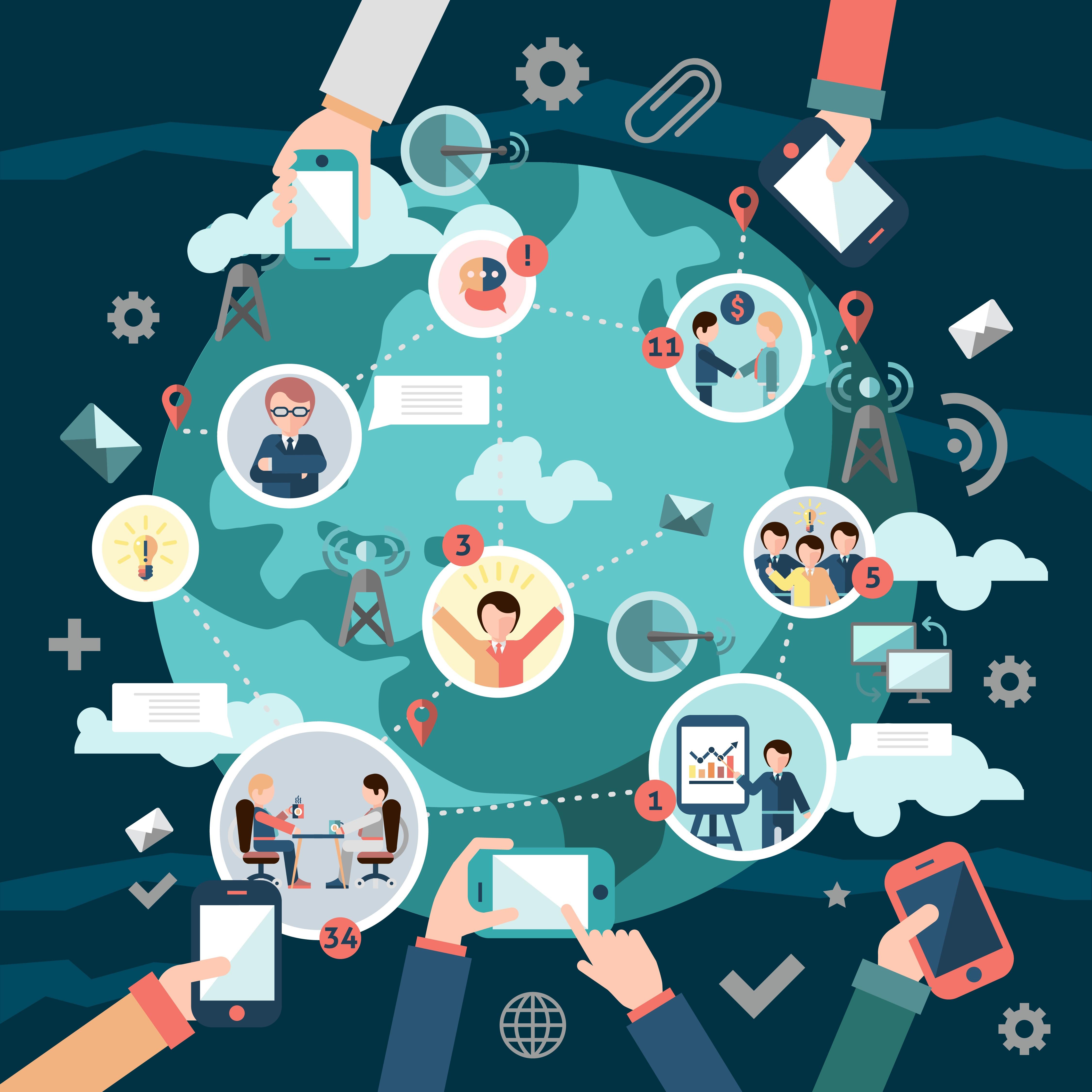 Il mobile orizzonte del Marketing Digitale del 2018