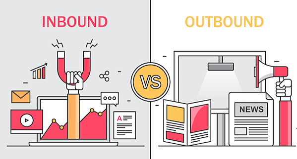 tecniche di marketing inbound outbound
