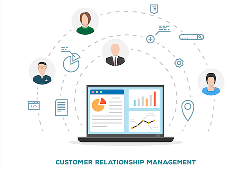 digitalizzazione dei processi aziendali - crm software