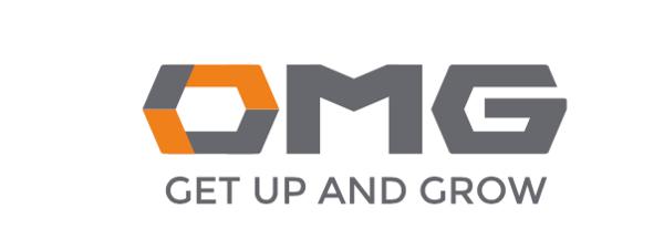 Restyling logo aziendale OMG: prima proposta