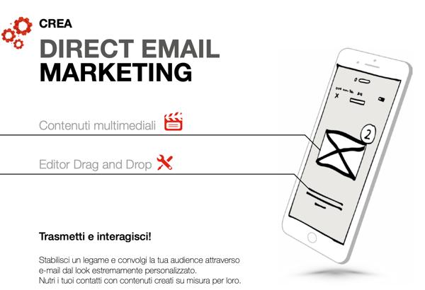 Mobile marketing attraverso dem