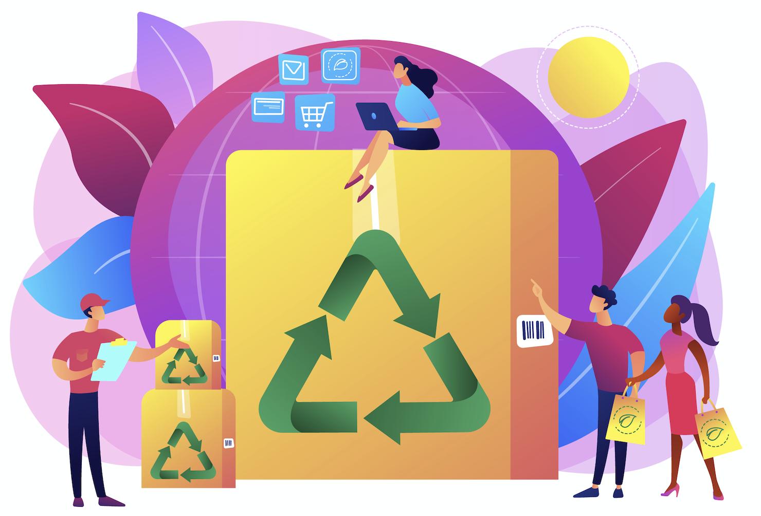 sostenibilità ambientale packaging sostenibile