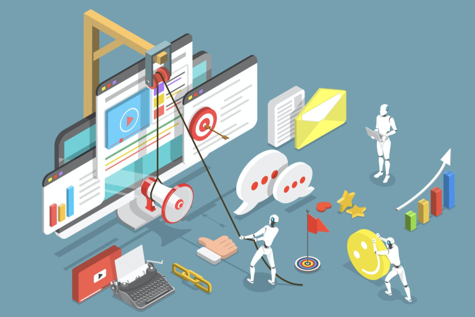 social strategy e social media automation