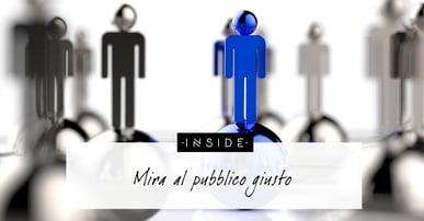 pubblicità siti web: come farla a target