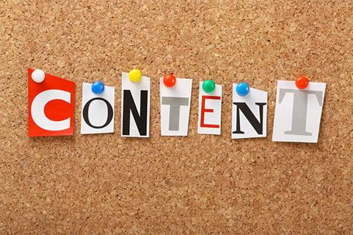 scrivere un messaggio con il giusto contenuto