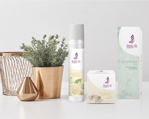 visual identity packaging prodotti