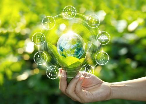 Comunicare i valori aziendali : sostenibilità attraverso il logo aziendale