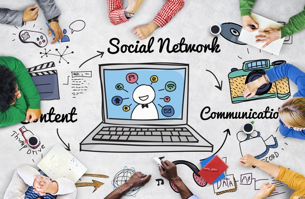 uso dei social network nella strategia di comunicazione