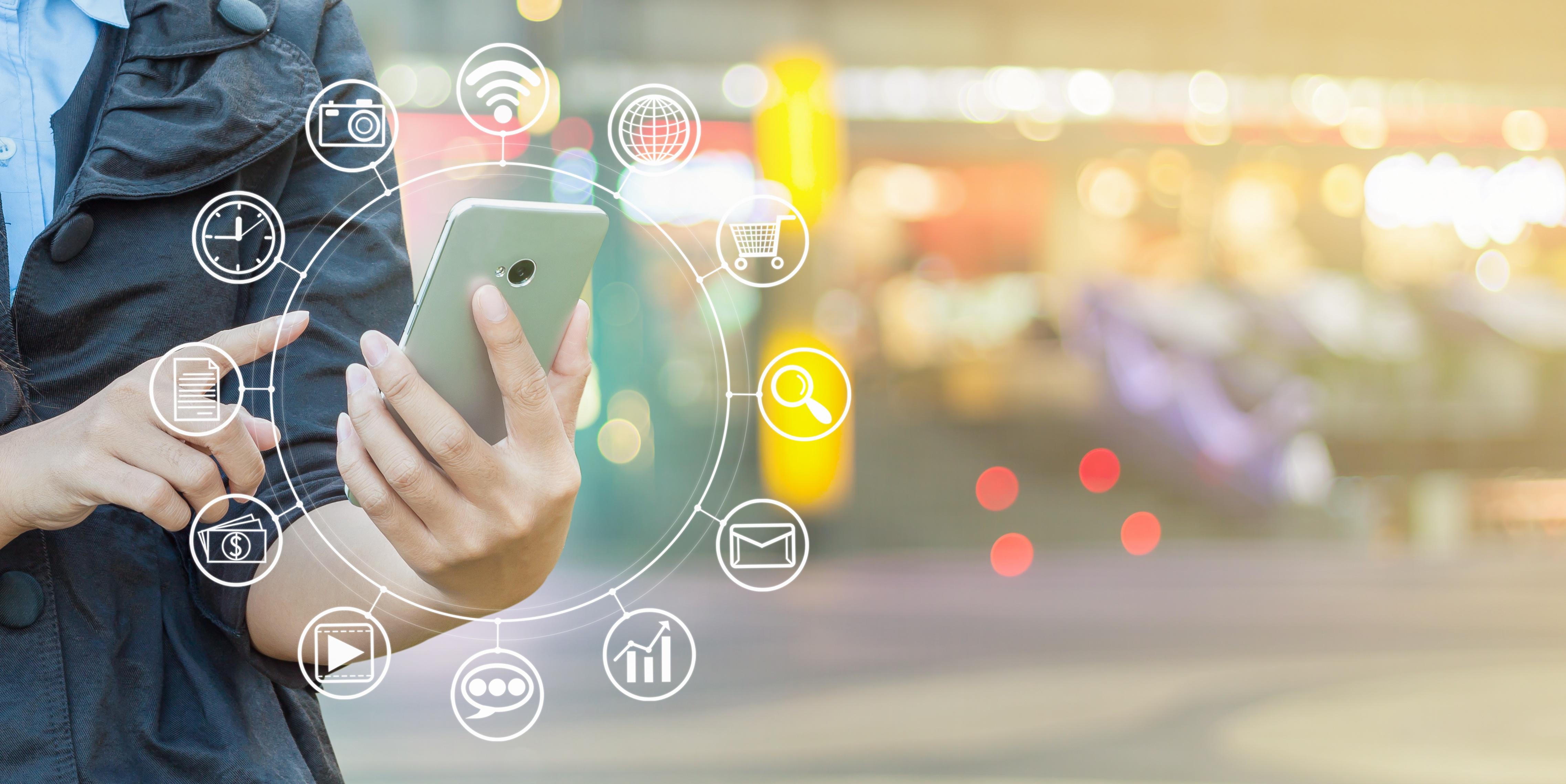 marketing digitale attraverso le opportunità del mobile