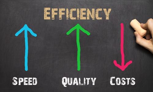 efficienza aziendale attraverso un' agenzia di comunicazione