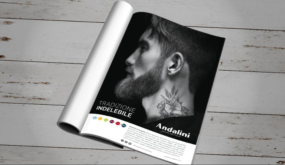 Campagne pubblicitarie di successo: Inside per Pastificio Andalini
