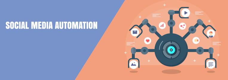 social media strategy - social media automation